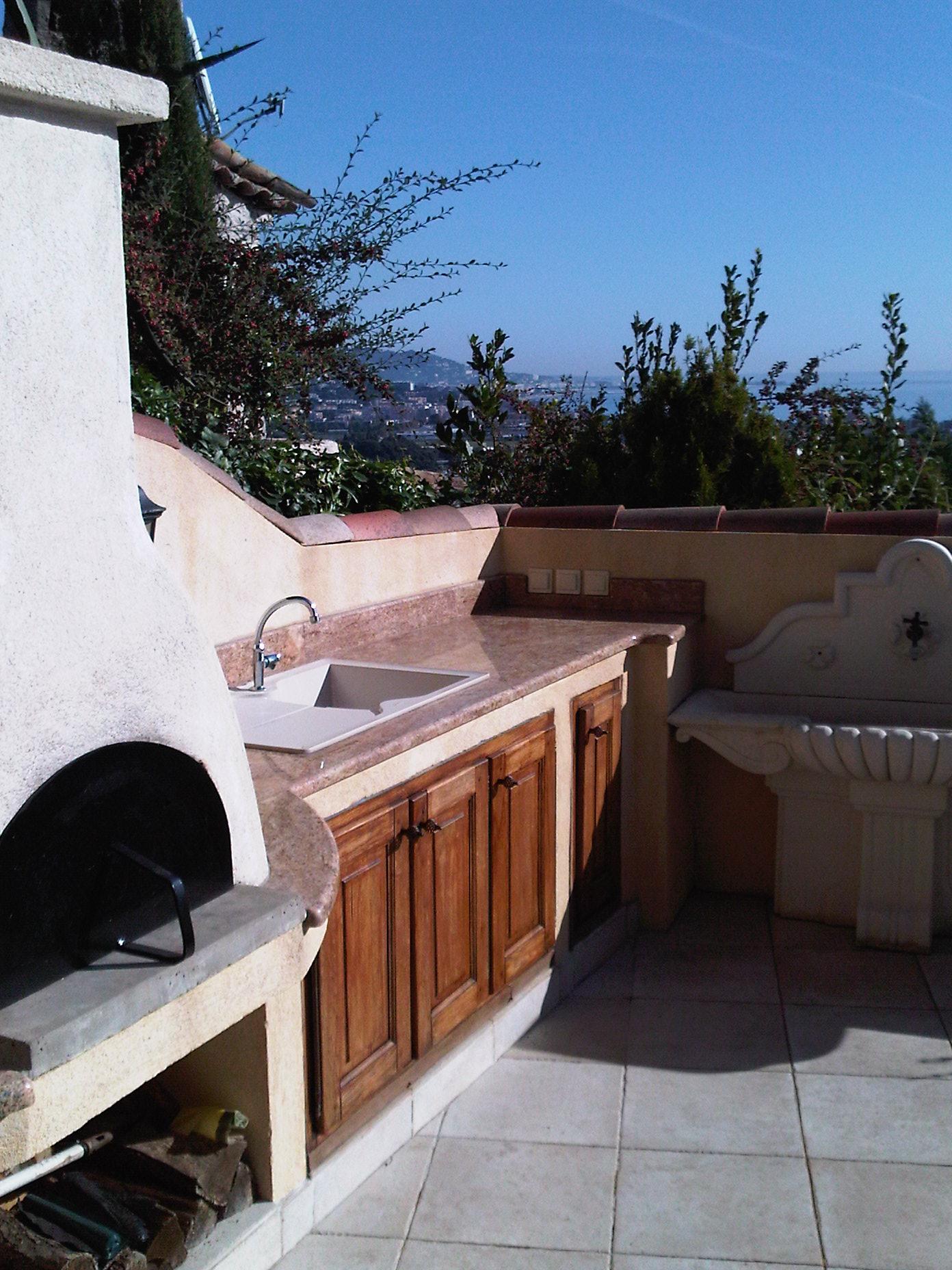 plan de travail pour cuisine exterieure cuisine du0027t. Black Bedroom Furniture Sets. Home Design Ideas