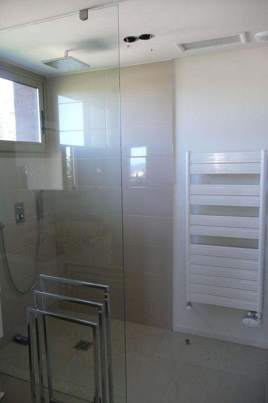 Carrelage moderne mural rectangulaire salle de bain - Salle de bain rectangulaire ...